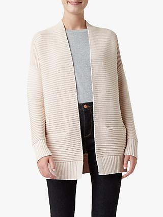 Hobbs Brittany Cardigan, Pale Pink