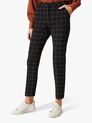 Phase Eight Toni Suit Trousers, Black