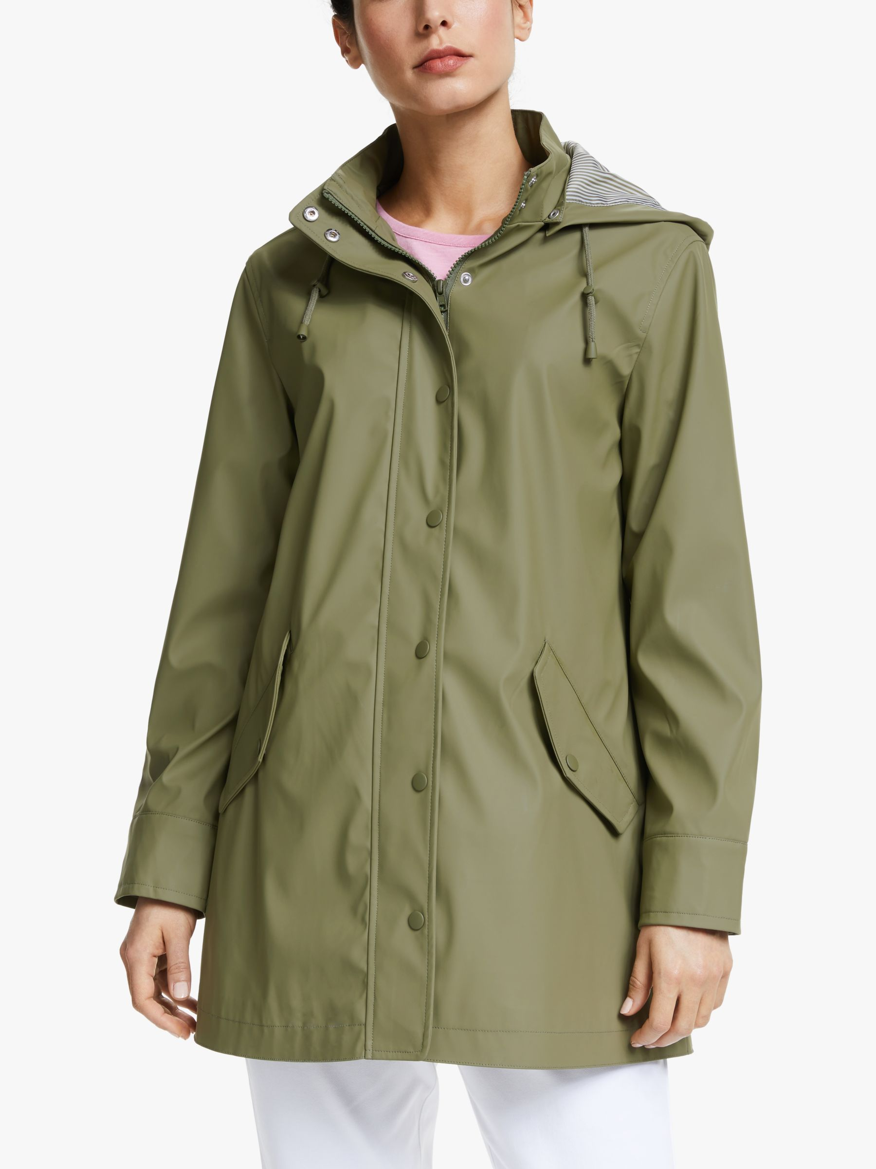 Collection WEEKEND by John Lewis Collection WEEKEND by John Lewis Hooded Raincoat