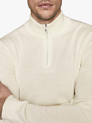 Reiss Blackhall Funnel Neck Top