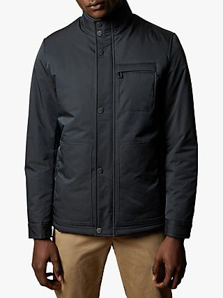 Ted Baker Torkey Wadded Harrington Jacket, Navy