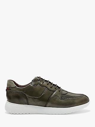 Ted Baker Calist Leather Trainers