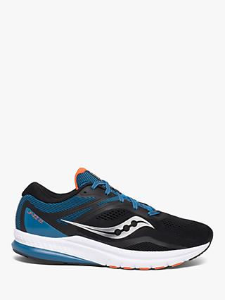Saucony Jazz 22 Men's Running Shoes, Blue/Black