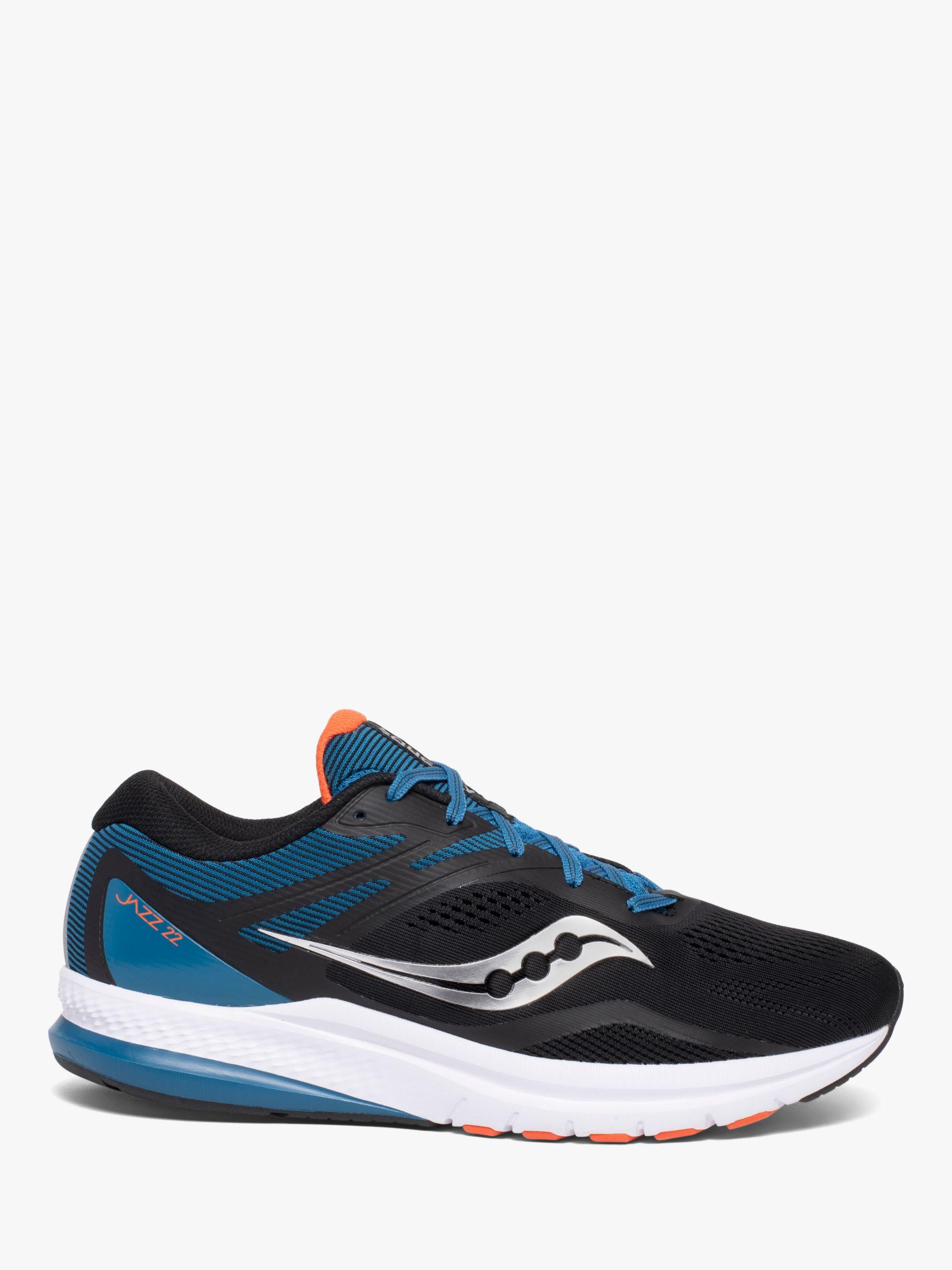 Saucony Saucony Jazz 22 Men's Running Shoes, Blue/Black