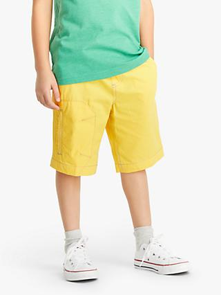 John Lewis & Partners Boys' Pull on Shorts