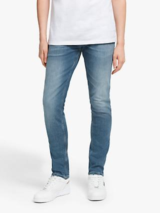 Tommy Jeans Slim Tapered Steve Jeans, Blue