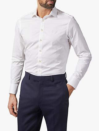 Chester by Chester Barrie Travel Stretch Shirt