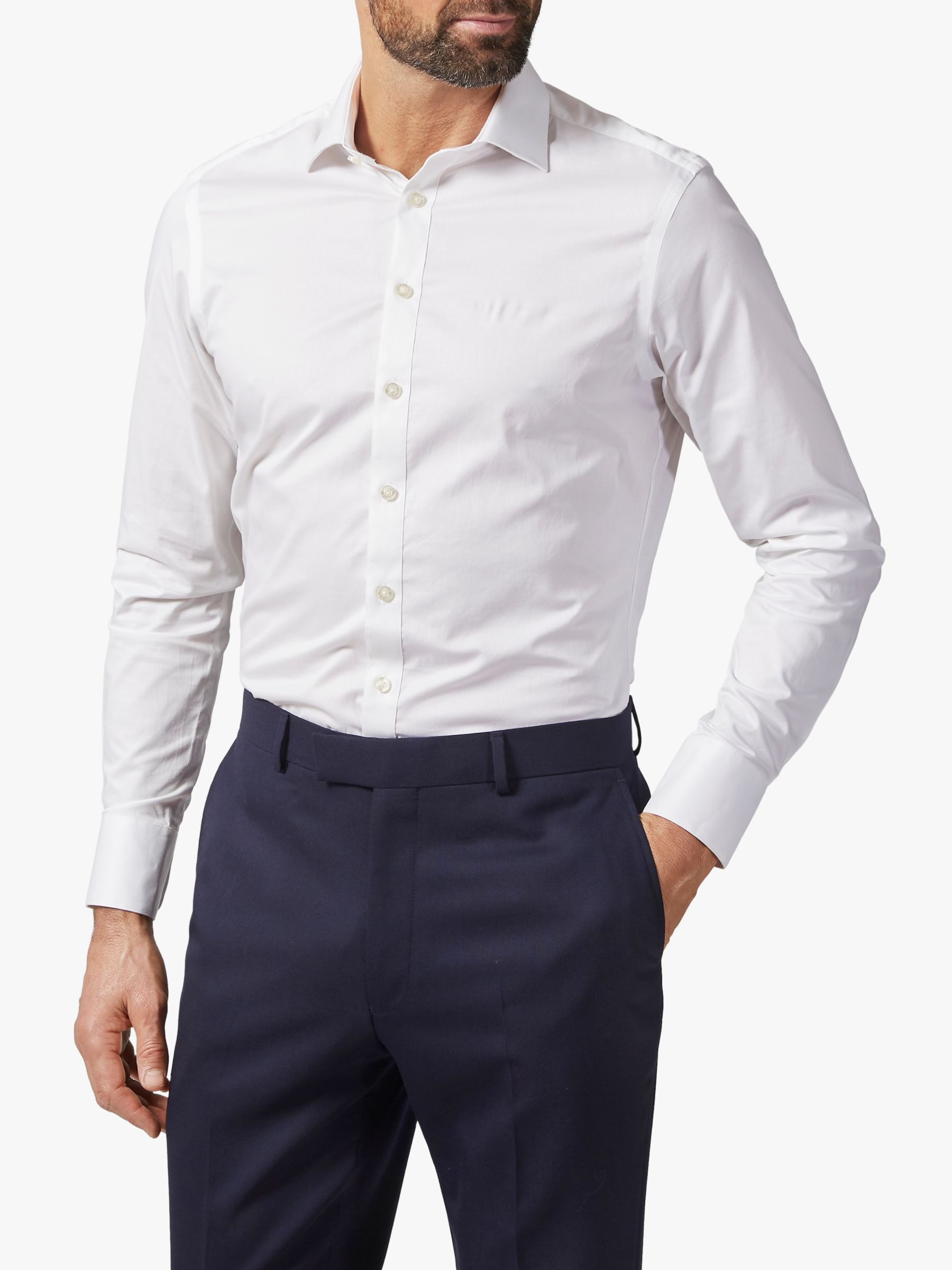 Chester by Chester Barrie Chester by Chester Barrie Travel Stretch Shirt