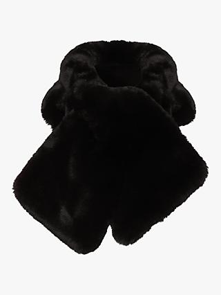 Phase Eight Natalie Faux Fur Collar