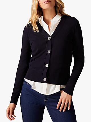 Phase Eight Camille Cardigan, Navy