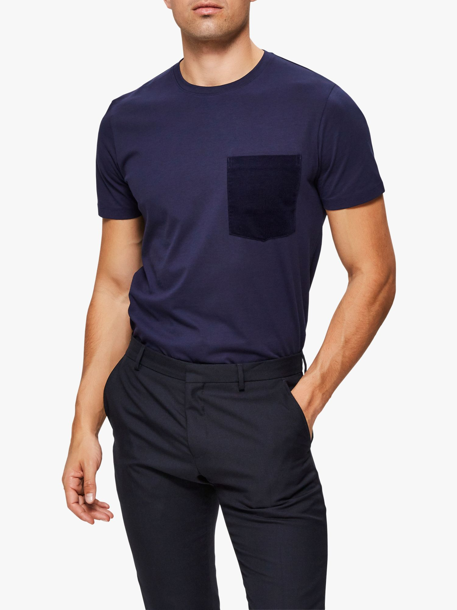 Selected Homme SELECTED HOMME Vance O-Neck T-Shirt