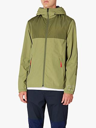PS Paul Smith Colour Block Windbreaker Jacket