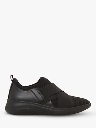 Dune Elevate Slip On Trainers