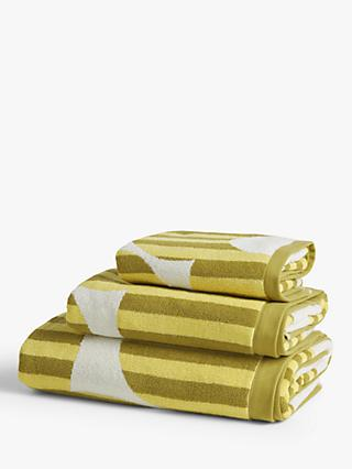 Orla Kiely Optical Flower Towels