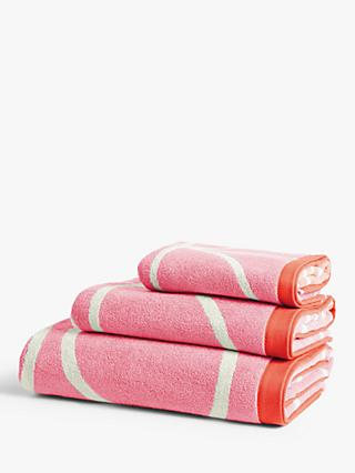 Orla Kiely Linear Stem Towels