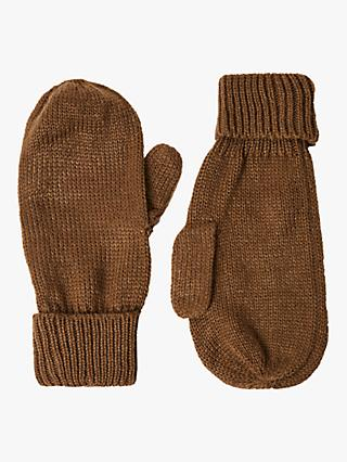 French Connection Knitted Mittens
