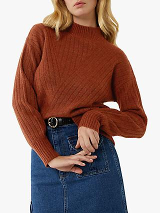 Warehouse Cosy Rib Jumper