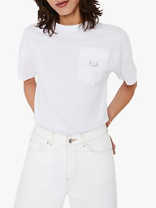 Warehouse Utility T-Shirt, White