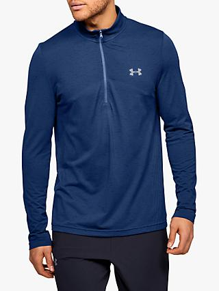 Under Armour Seamless Half Zip Training Top