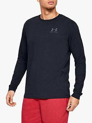 Under Armour Sportstyle Left Chest Long Sleeve T-Shirt