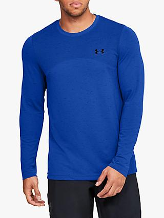 Under Armour Seamless Long Sleeve Training Top
