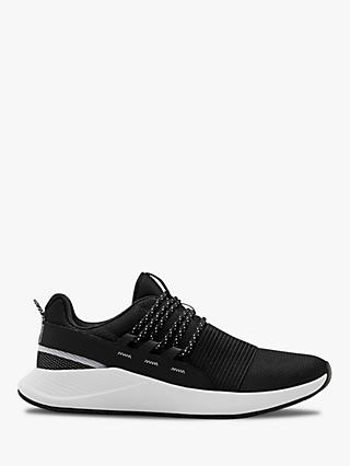 Under Armour Charged Breathable Women's Running Shoes, Black/Grey