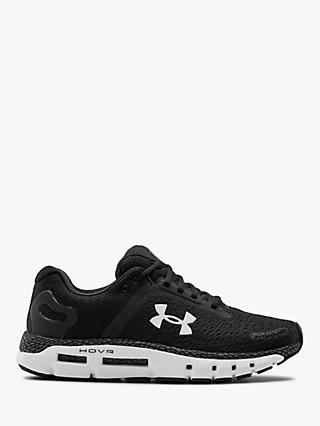 Under Armour HOVR Infinite 2 Men's Running Shoes, Black/White