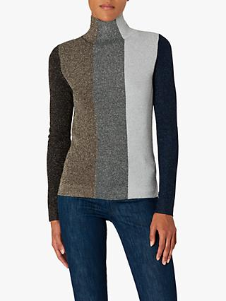 PS Paul Smith Metallic Jumper, Anthracite