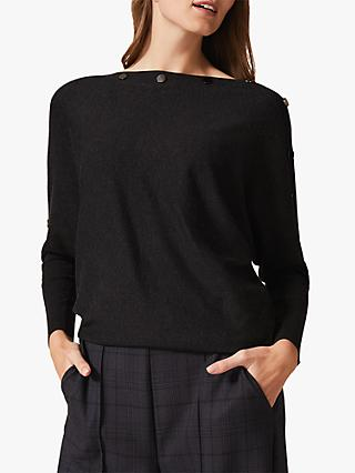 Phase Eight Brenda Button Jumper
