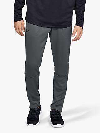 Under Armour MK-1 Warm-Up Training Trousers, Pitch Grey/Black