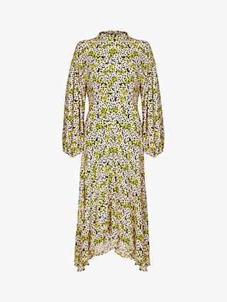 Ghost Anais Poppy Floral Dress