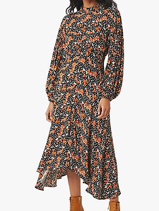 Ghost Anais Poppy Floral Dress