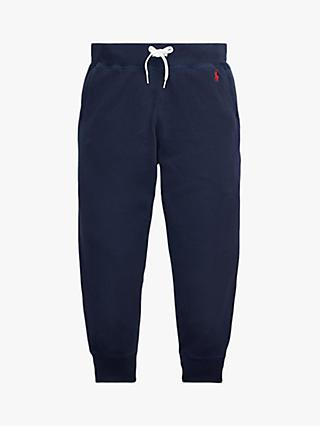 Polo Ralph Lauren Sweat Ankle Jogger Bottoms, Cruise Navy