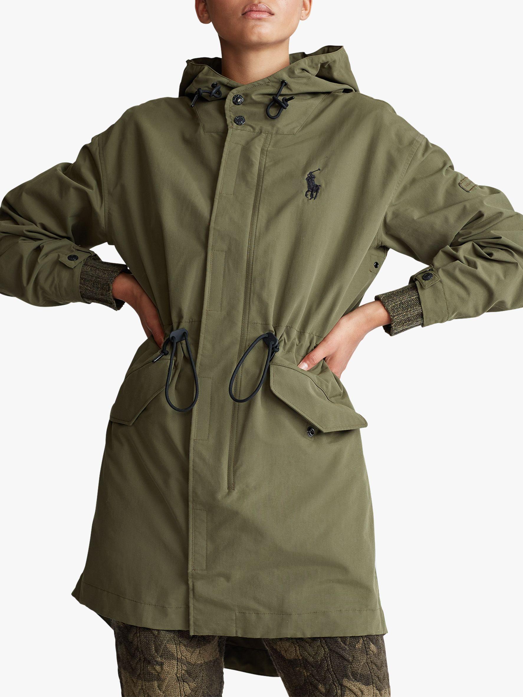 Ralph Lauren Polo Ralph Lauren Newport Windbreaker Jacket, Expedition Olive
