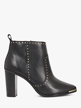 Ted Baker Mabeta Stud Leather Ankle Boots