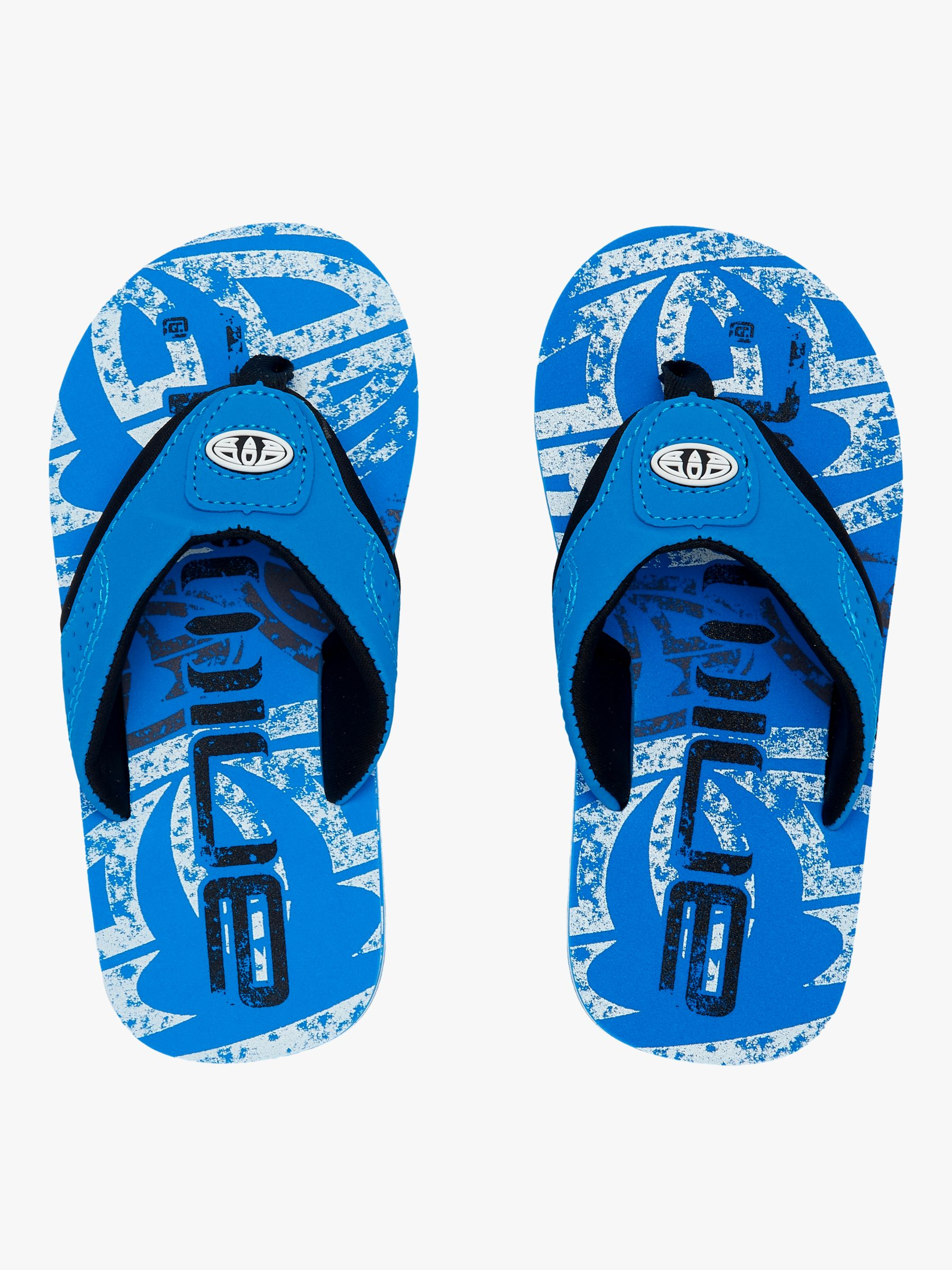 Animal Animal Children's Jekyl Logo Flip Flops