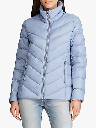 Lauren Ralph Lauren Packable Down Quilted Jacket