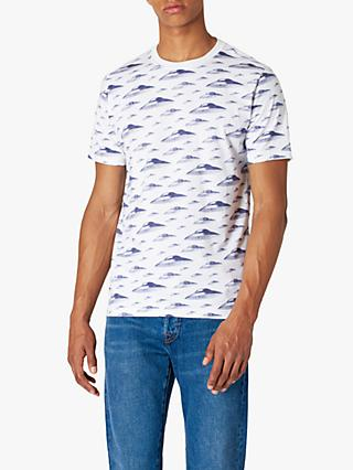 PS Paul Smith Flying Saucer Crew Neck T-Shirt