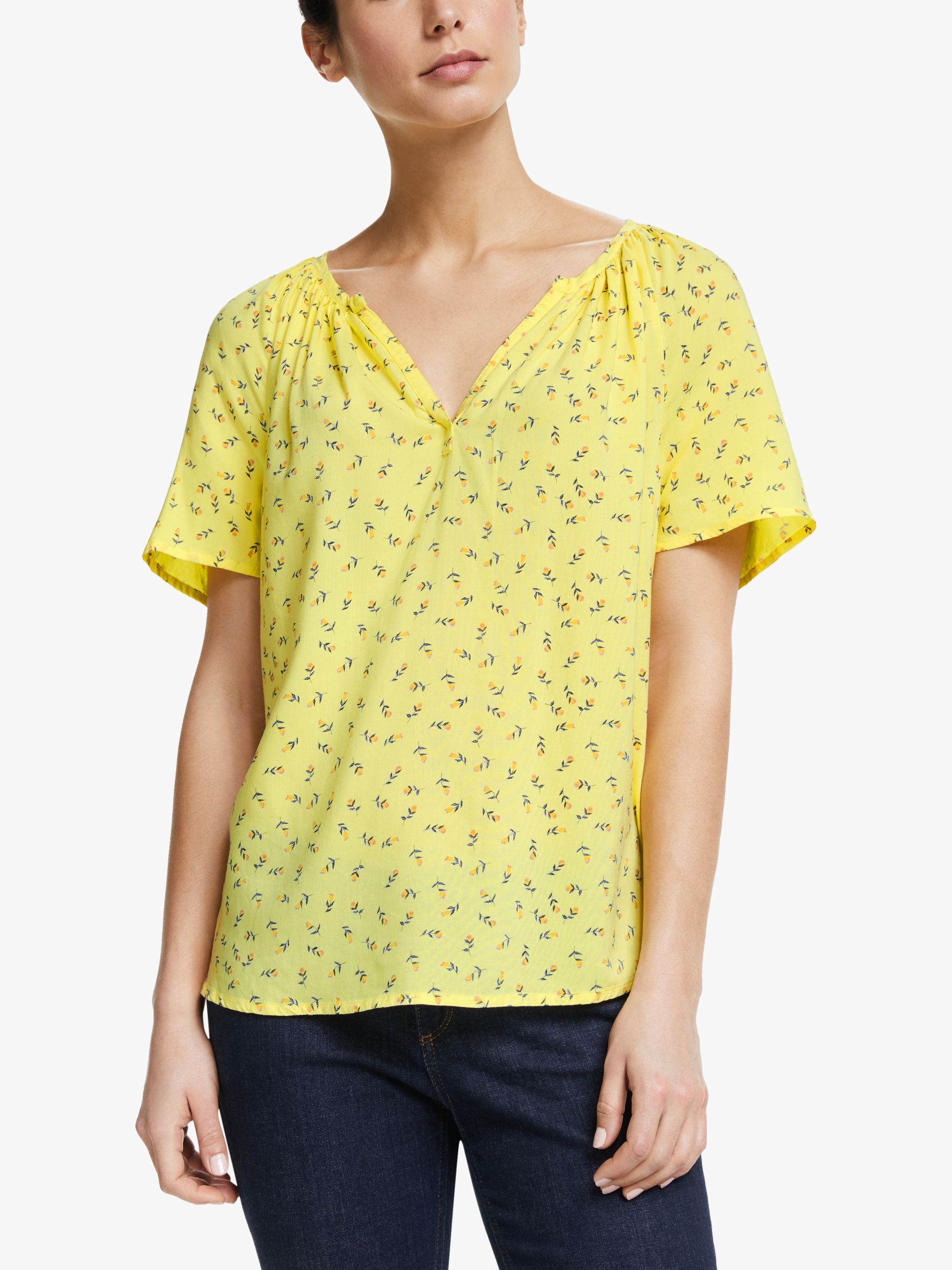 Collection WEEKEND by John Lewis Collection WEEKEND by John Lewis Lavna Emila Floral Blouse