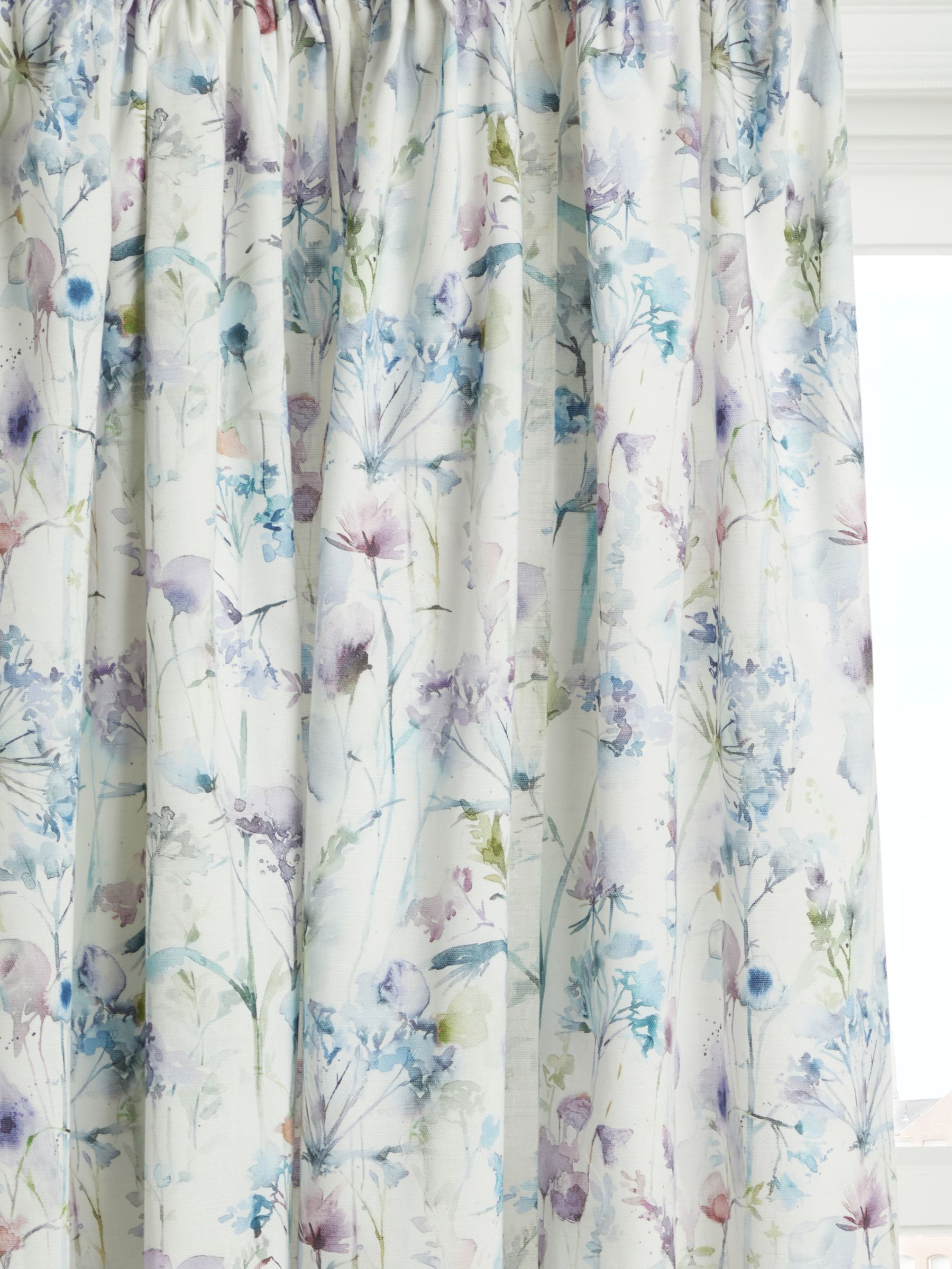 Voyage Voyage Colby Pair Lined Pencil Pleat Curtains