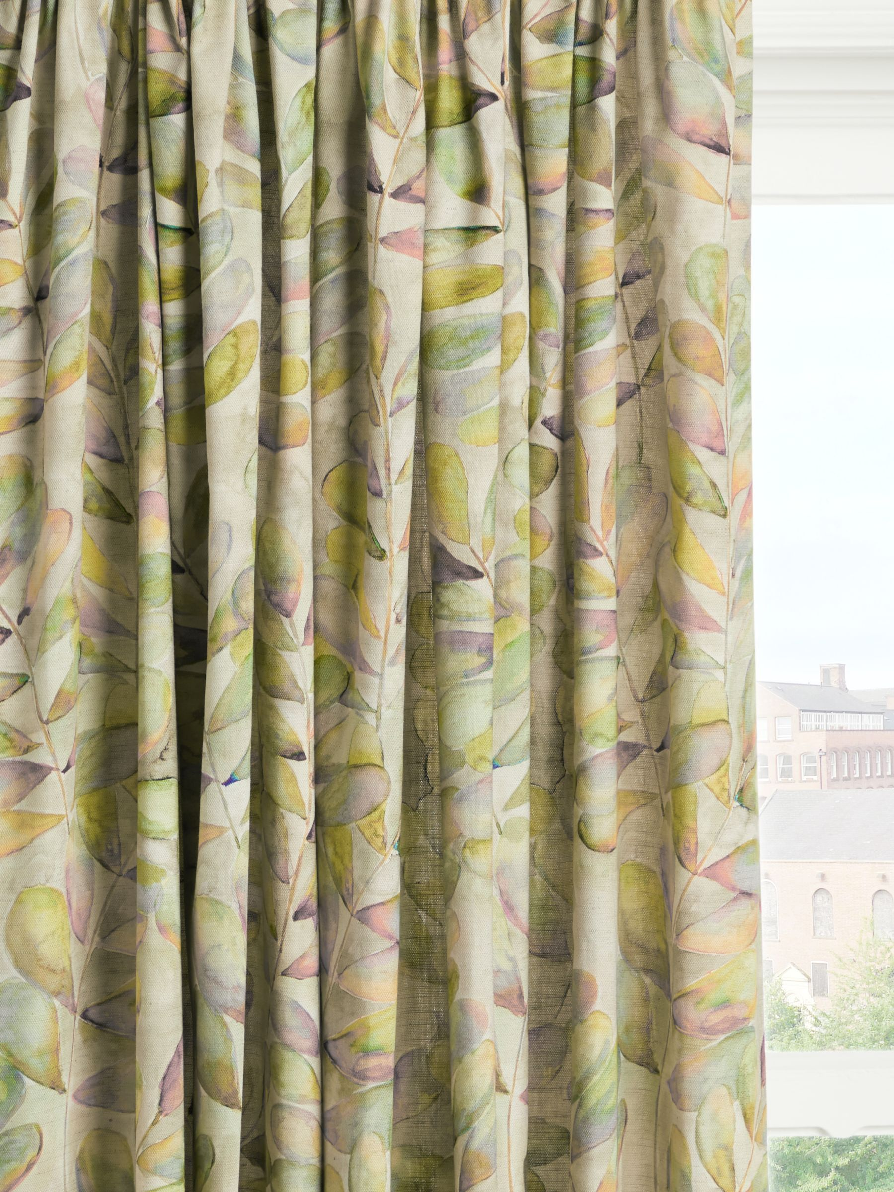 Voyage Voyage Willowsmere Pair Lined Pencil Pleat Curtains