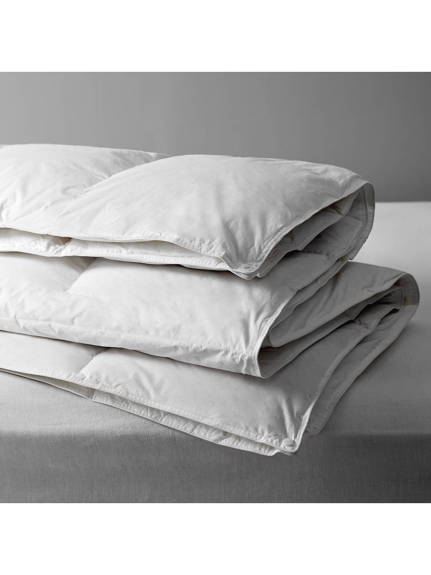 John Lewis Partners Natural Duck Feather And Down 3 In 1 Duvet