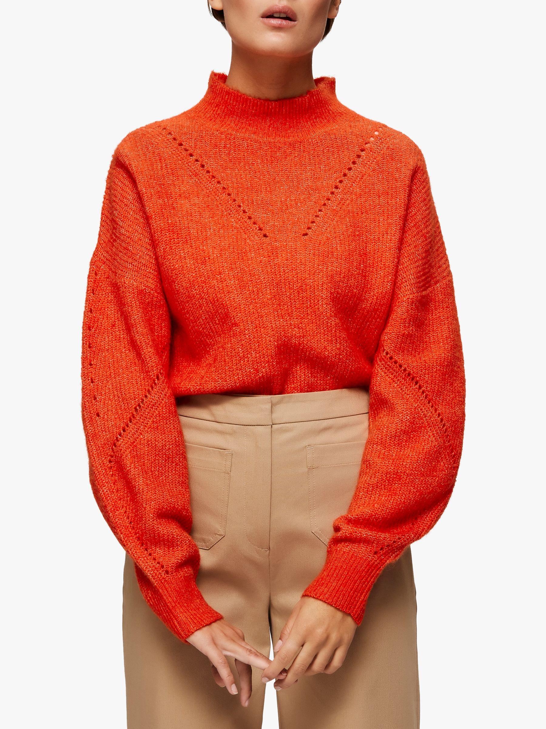 Selected Femme Selected Femme Inga Jumper, Orange