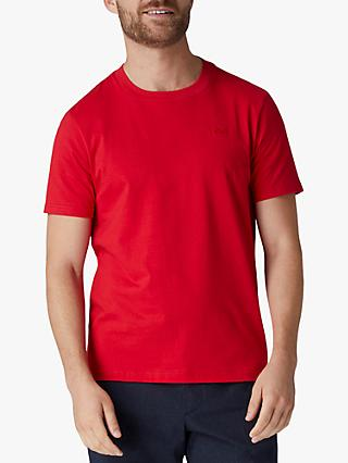 Jaeger Cotton T-Shirt, Red