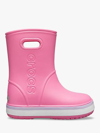 Crocs Junior Crocband Wellington Boots