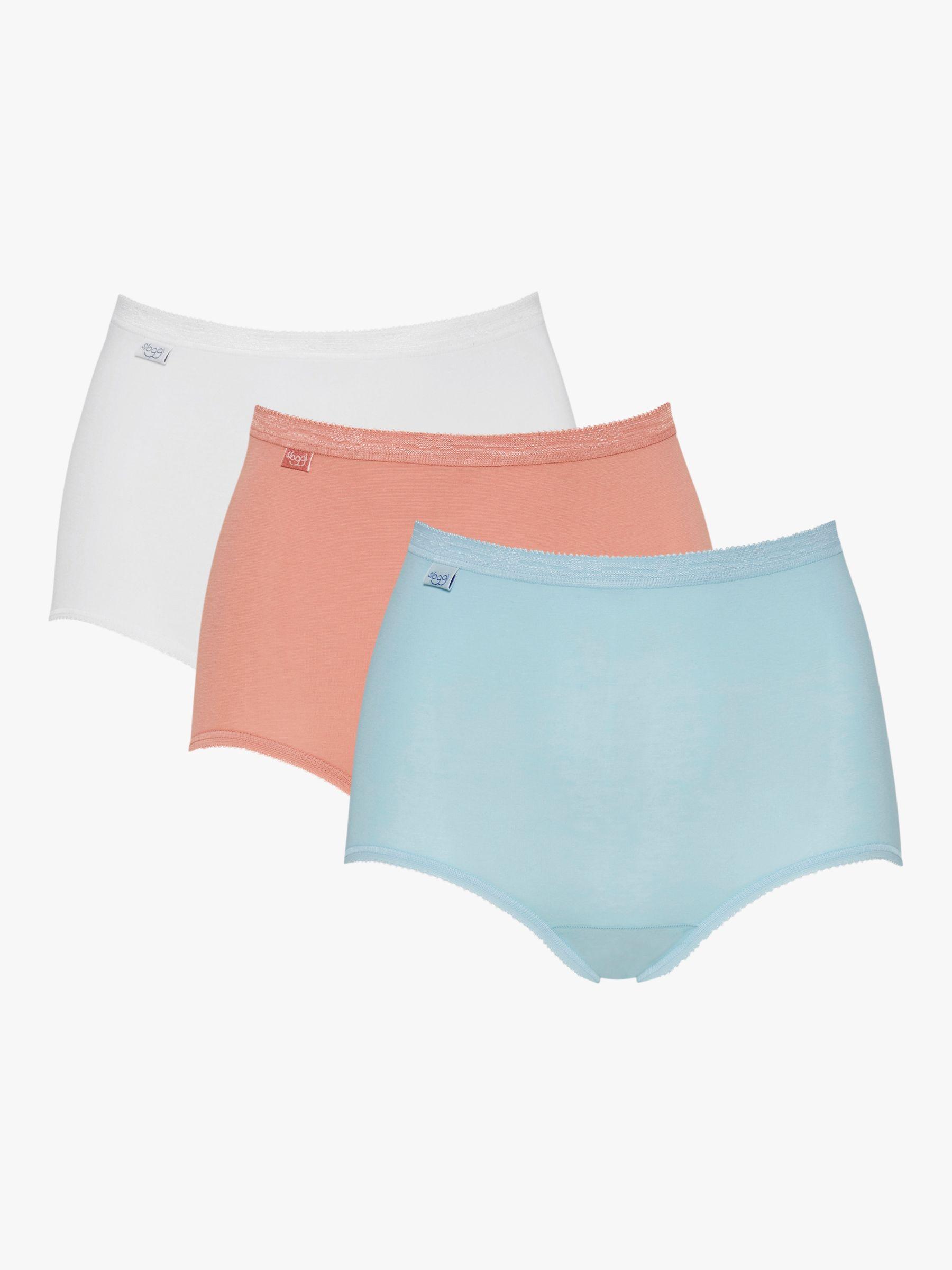 Sloggi sloggi 3 Pack Maxi Pants, Multi