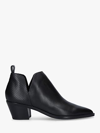 Dolce Vita Sonni Leather Ankle Boots