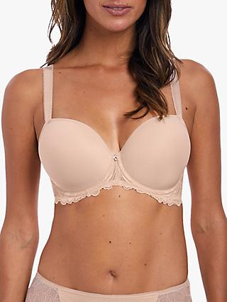 Fantasie Memoir Underwired T-Shirt Bra, Natural Beige