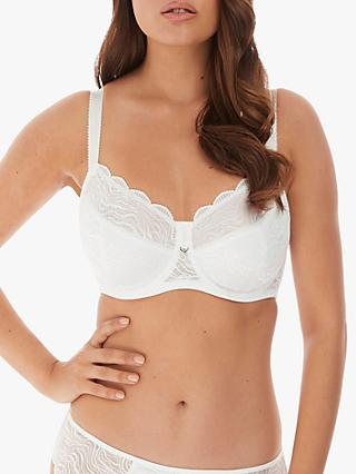 Fantasie Impression Underwired Bra, White