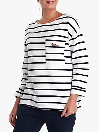 Barbour Shoreward Stripe Top